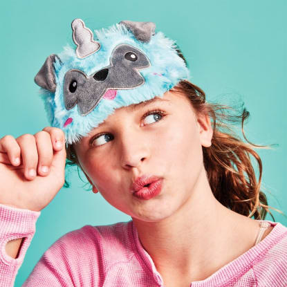 Picture of Pugicorn Furry Eye Mask