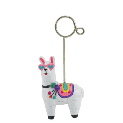 Picture of Llama Photo Holder