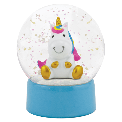 Picture of Unicorn Snow Globe
