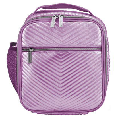 Picture of Pink Chevron Lunch Tote