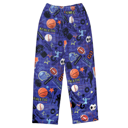 Picture of Sports Plush Pants