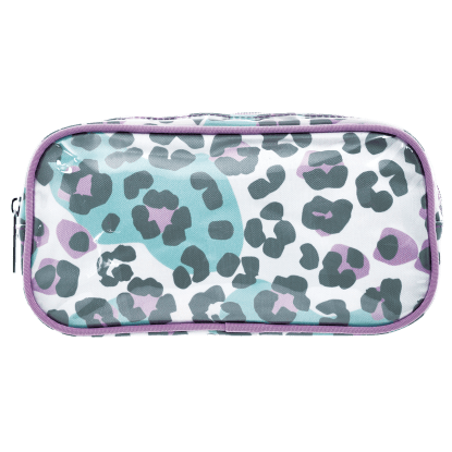 Picture of Snow Leopard Small Cosmetic Bag