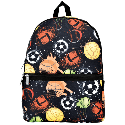 Picture of Graffiti Sports Backpack