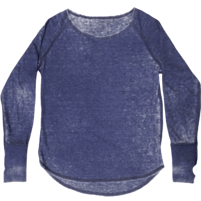 Picture of Burnout Blue Thermal Shirt