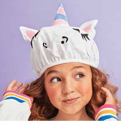 Picture of Unicorn Shower Cap