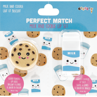 Picture of Milk and Cookies Lip Balm Set