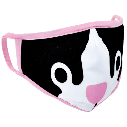 Picture of Frenchie Reversible Face Mask