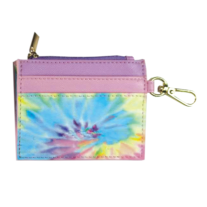 Picture of Pastel Tie Dye Cardholder