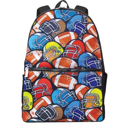 Picture of Football Backpack