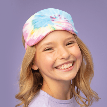Picture of Pastel Tie Dye Eye Mask