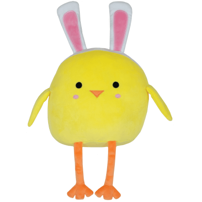 Picture of Bunny Chick Fleece Pillow