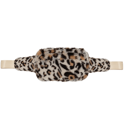 Picture of Classic Leopard Furry Belt Bag