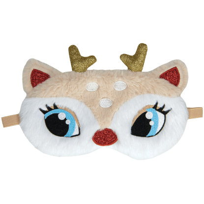 Picture of Reindeer Furry Eye Mask