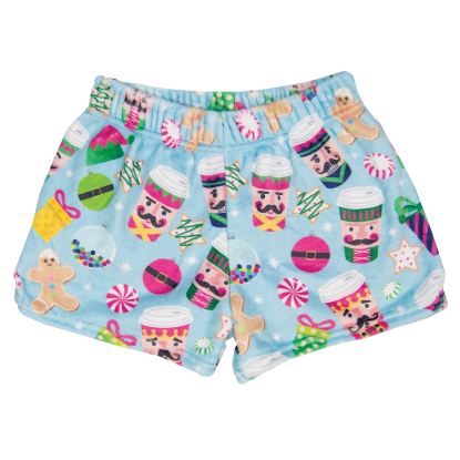 Picture of Nutcracker Plush Shorts