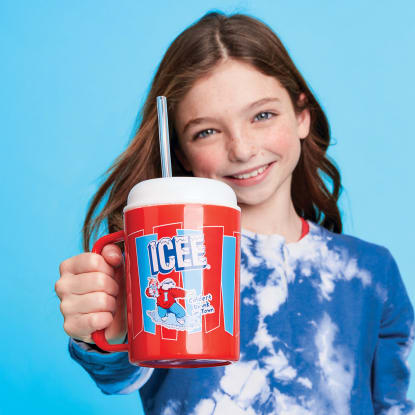 Picture of Icee Making Cup and Syrup Set