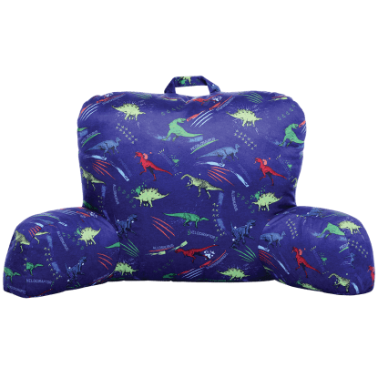 Picture of Dinosaur Tracks Lounge Pillow
