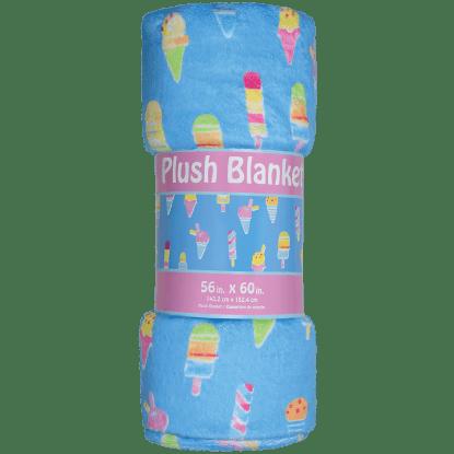 Picture of Sundae Funday Plush Blanket