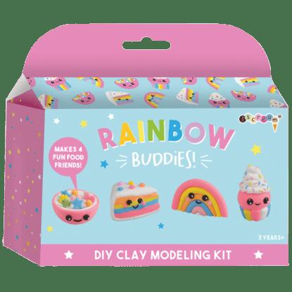 Picture of DIY Rainbow Buddies Dough Kit