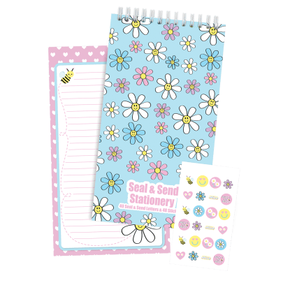 Picture of Daisies Seal & Send Stationery