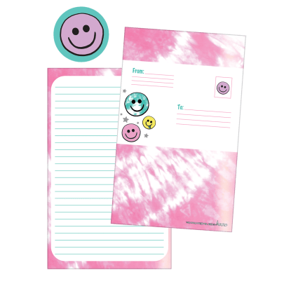 Picture of Be All Smiles Foldover Cards