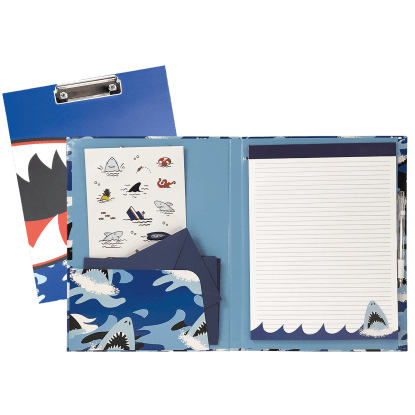 Picture of Sharks Clipboard Set