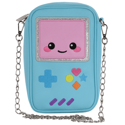Picture of Gamer Faux Leather Crossbody Bag