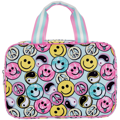Picture of Be All Smiles Large Cosmetic Bag