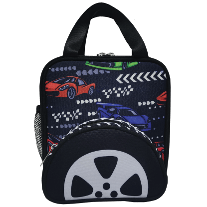 Picture of Race Car Lunch Tote