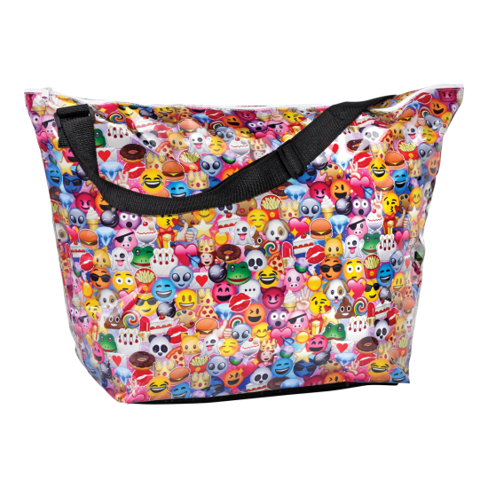 Picture of Emoji Collage Weekender Bag