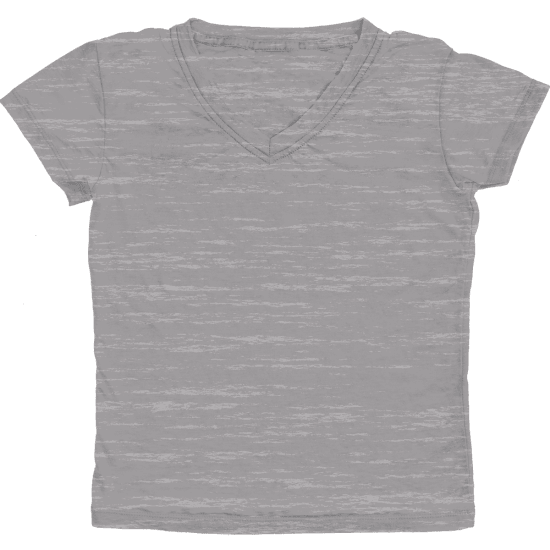 Picture of Burnout Grey T-Shirt