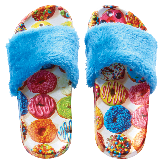 Picture of Assorted Donuts Fur Slides