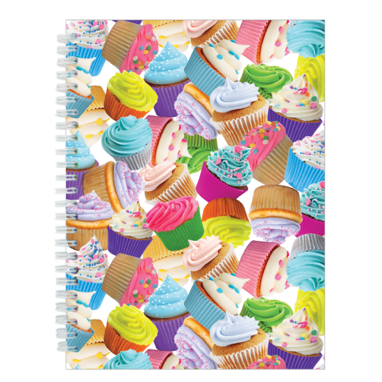 Picture of Cupcakes 3D Journal
