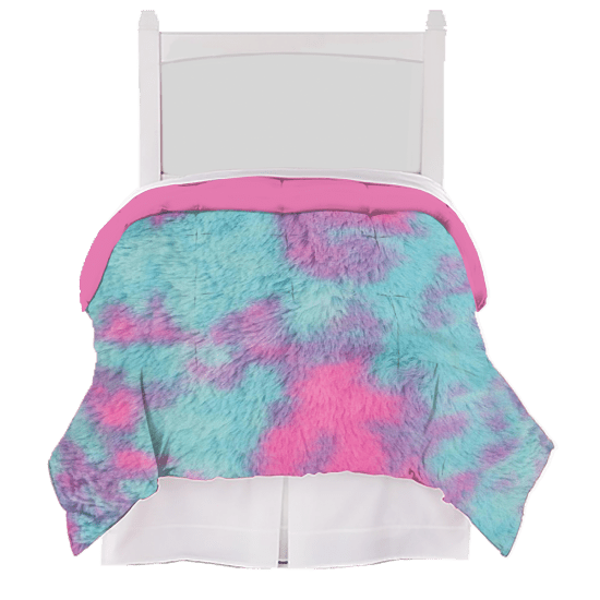 Picture of Sherbet Tie Dye XL Twin Comforter