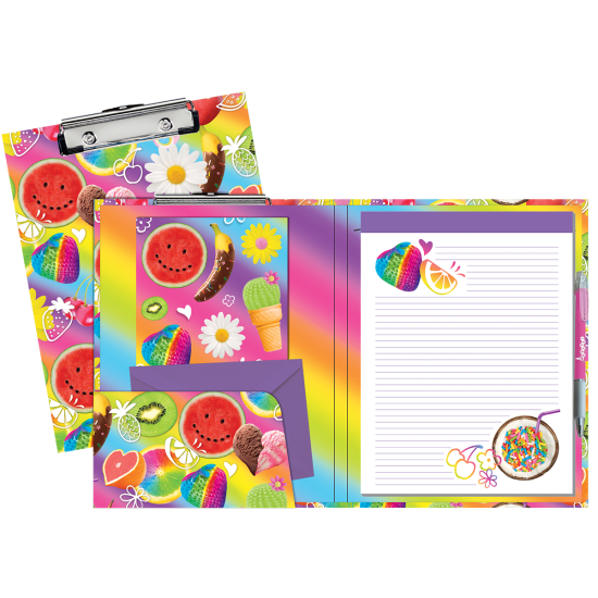 Picture of Tutti Fruiti Clipboard Set