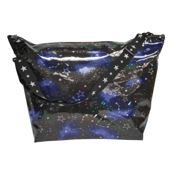 Picture of Constellation Holographic Weekender Bag