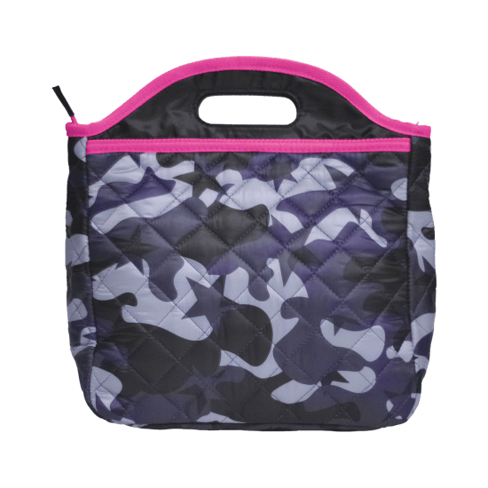 Picture of Midnight Blue Camo Lunch Tote