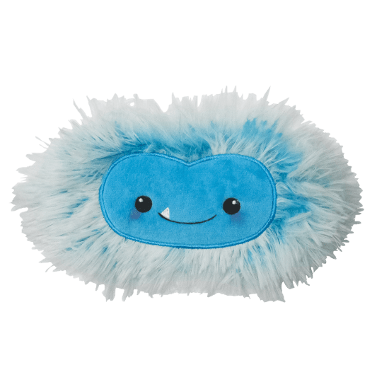 Picture of Snow Monster Furry Eye Mask