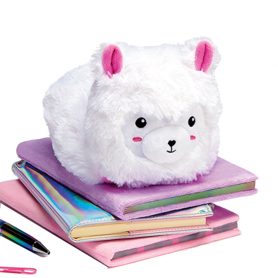 Picture of Llama Furry Pencil Case