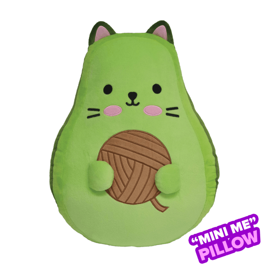 Picture of Mini Avocato Scented Foodie Pillow