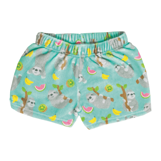 Picture of Sloth Plush Shorts