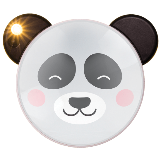 Picture of Panda Light-Up Mirror