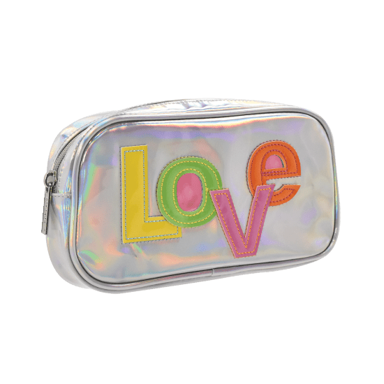 Picture of Love Patch Small Cosmetic Bag