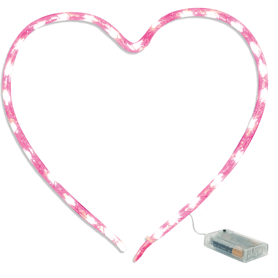 Picture of Heart Nylon Light
