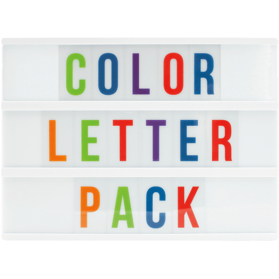 Picture of A5 Color Letter Pack