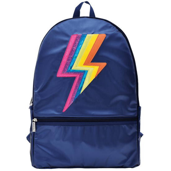 Picture of Metallic Lightning Backpack