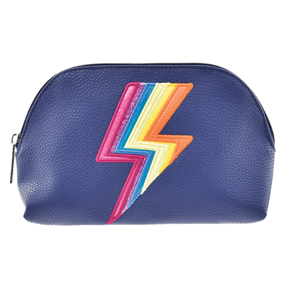 Picture of Lightning Small Cosmetic Bag