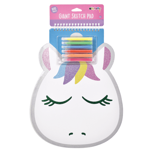 Picture of Unicorn Giant Sketch Pad