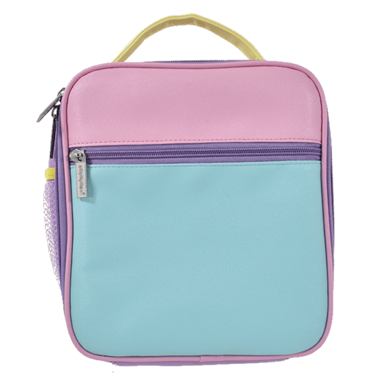 Picture of Color Block Lunch Tote