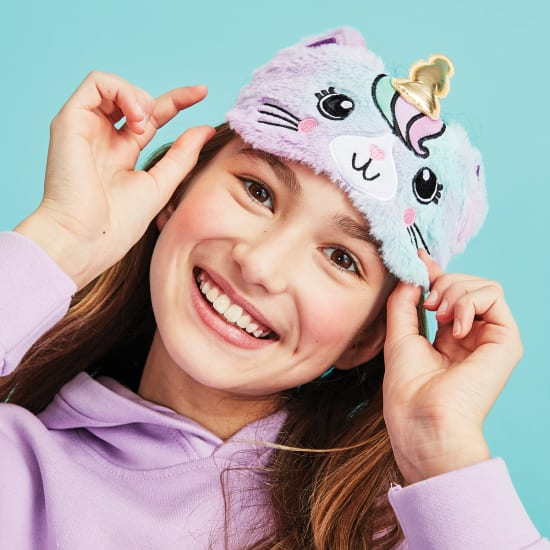 Picture of Caticorn Furry Eye Mask