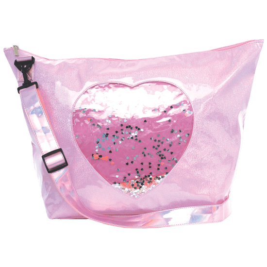 Picture of Heart Confetti Weekender Bag